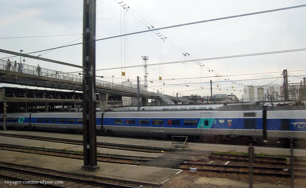 Lignes de chemin de fer