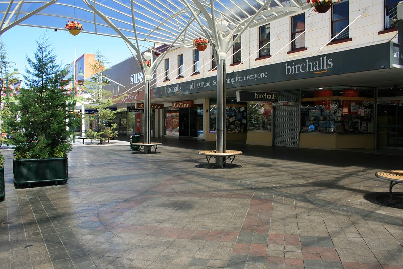 Brisbane Mall