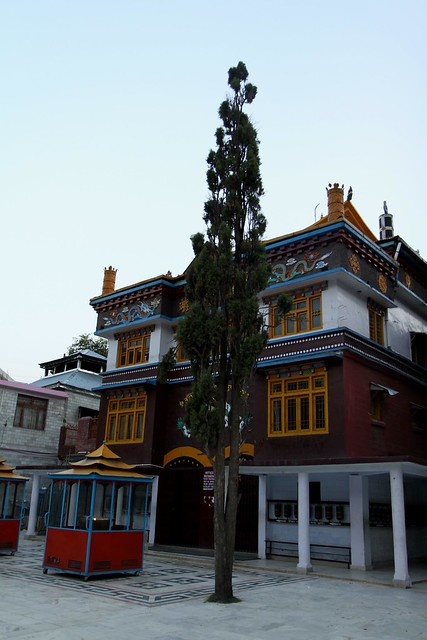 nyingmapa monastery