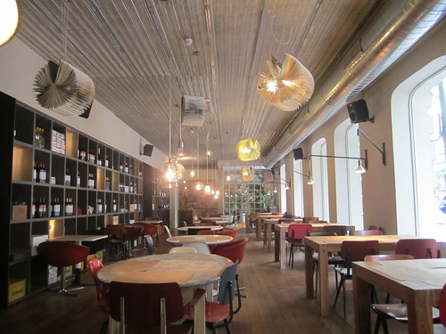 Restaurant: Bar Tomate, Madrid