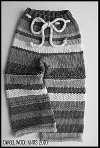 Custom Silly Stripes™ <br>by Dwell Wool Knits