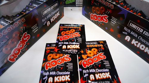 Chocolate Pop Rocks
