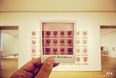 WARHOL POLAROID EXPERIENCE! (jmavedillo - NTF) Tags: new york ny polaroid soup pentax moma museumofmodernart warhol campbell javier martinez avedillo k200d jmavedillo polaroidexperience