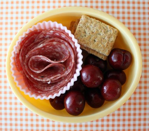 Kindergarten Snack #99: May 28, 2010