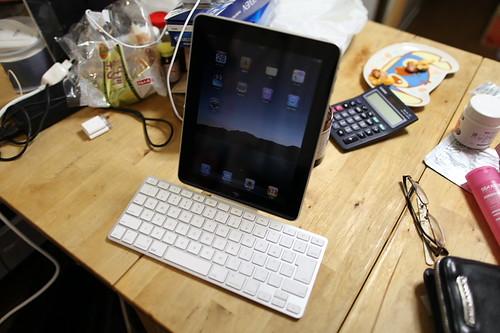 iPadレビュー
