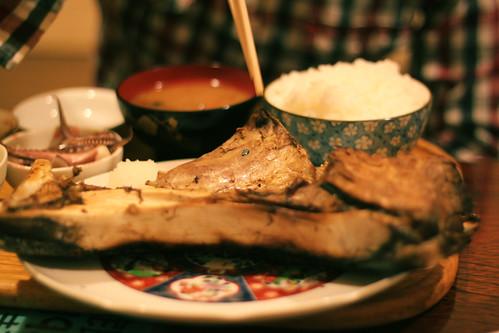 tenpei - kama teishoku