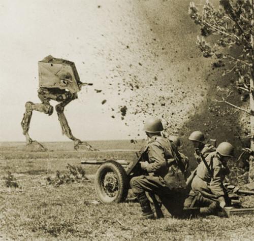 Como seria se Star Wars fosse real?
