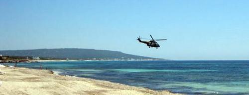 Helicóptero gastronómico