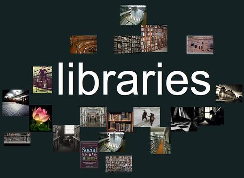 Libraries, as explored by Snapdragon