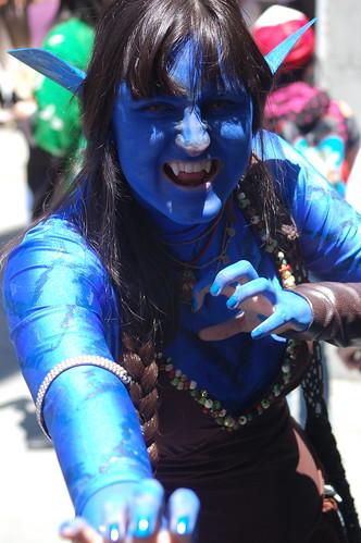 FanimeCon 2010: Na'vi