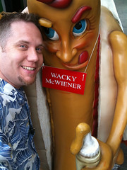 Me and Wacky McWiener