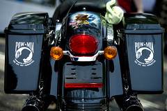 POW | MIA Motorcycle (Jason Pier in DC) Tags: bike emblem dc washington districtofcolumbia sticker memorial day motorbike cycle mia motorcycle 28 decal pow 70200 f28 vr 70200mm rollingthunder vr2 vrii d700