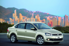 2011 New Volkswagen Polo Sedan