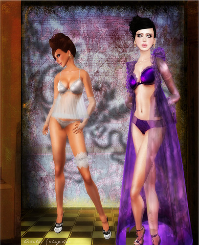 Summer Jenna and Ace Lingerie