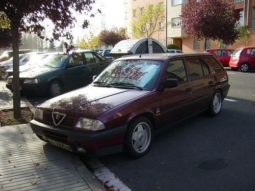 1992 Alfa Romeo 33 Sport Wagon 1.7 IE