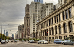 North Michigan Avenue (IceNineJon) Tags: road street city travel trees windows light sky plants plant chicago building tree window car skyscraper illinois unitedstates unitedstatesofamerica chitown il lamppost highrise vehicle theloop lightpole hdr lightfixture chicagoland montgomeryward chicagoculturalcenter holabirdroche thewindycity grahamandersonprobstandwhite willoughbytower schmidtgardenmartin universityclubofchicago solomoncordwellbuenzassociates pittsfieldbuilding sky55 shepleyrutanandcoolidge jarvishunt canon7d onemuseumpark martinroche michiganboulevardbuilding legacytower 6northmichigan thelegacyatmillenniumpark grandarmyoftherepublicrotunda solomoncordwellbuenzandassociates 30northmichigan firstarbankbuilding mesadevelopmentllc michiganavenuenationalbankbuilding montgomerywardcompanybuilding peoplestrustbuilding samuelncrowenassociates walshconstructioncompany pappageorgehaymesltd parkboulevardtower theparkatcentralstation