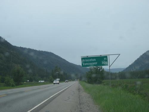 Roadtripping Through British Columbia