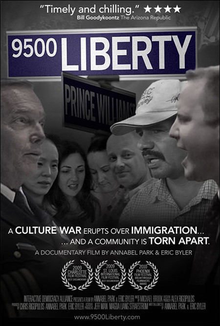 9500 Liberty Poster