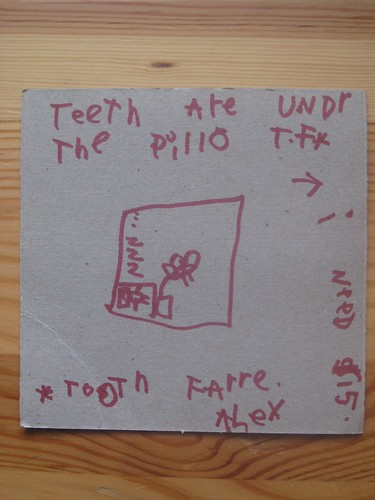 Tooth Fairy Map