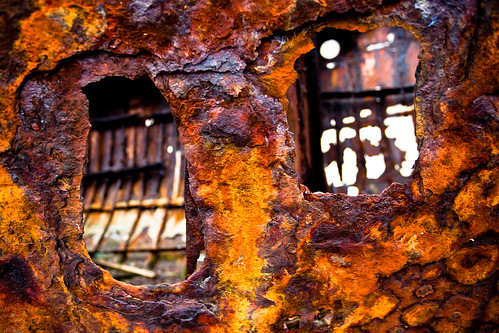 Djúpavík: Rusty Boat on Flickr