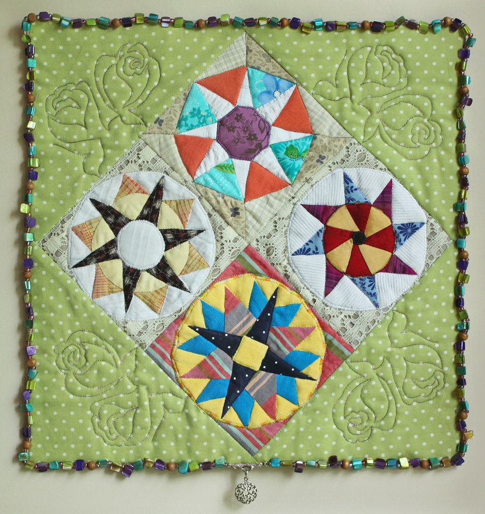 Five Generation Miniature Quilt