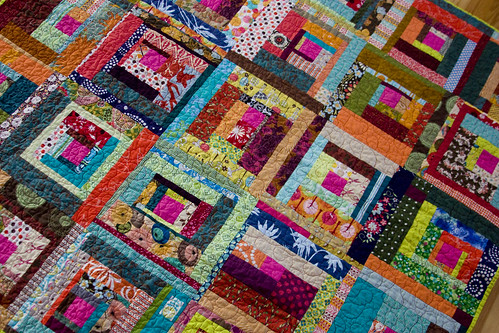 Bee Beautiful Patchwork Quilt Dontcallmebecky