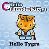 Hello Tygra por Seven_Hundred