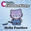 Hello Panthro por Seven_Hundred