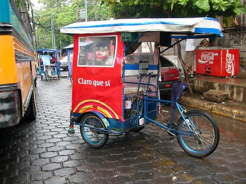 June 8 2010 Bike Taxi's