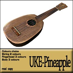 UKE-Pineapple