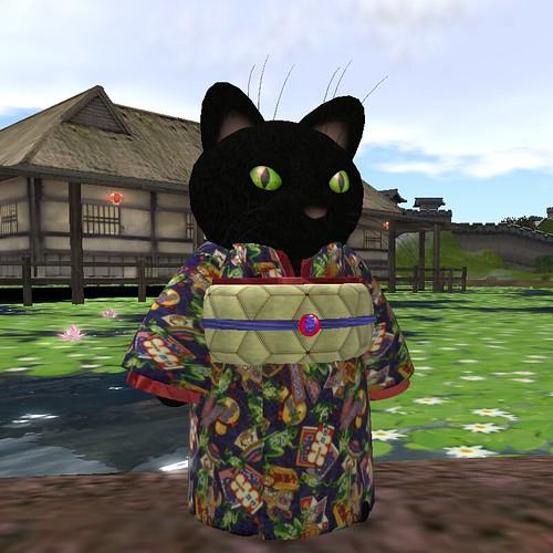 Kimono from Tiny Tama
