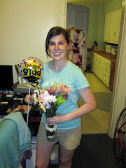 gradGifts14 (mary2678) Tags: flowers burlington university vermont balloon graduation class gift vt uvm 2010 undergraduate marielle