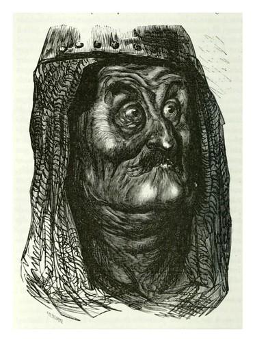 010-Los tres clerigos-Les contes drolatiques…1881- Honoré de Balzac-Ilustraciones Doré