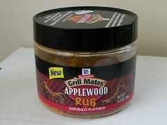 Applewood Rub