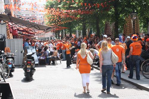 Holanda 2 x 0 Dinamarca