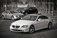 (Talal Al-Mtn) Tags: blue red car canon automobile shot automotive rover bmw kuwait range m6 m5 v8 q8 hst lr3 kwt 450d canon450d lm10 inkuwait almtn talalalmtn طلالالمتن photographybytalalalmtn talalalmtncars