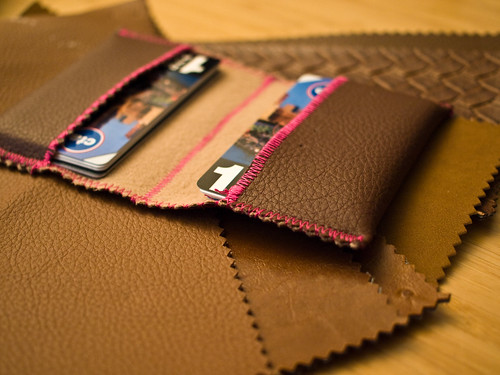 30 Days of Creativity - Day 15: Leather Wallet