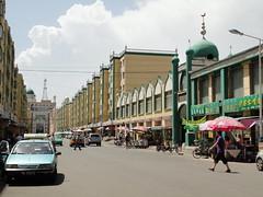 Muslim Neighborhood, Hohhot, China (Chaloos) Tags: china asia inner mongolia asie chine huhhot hohhot huhehaote huhehot hhhot huahhot