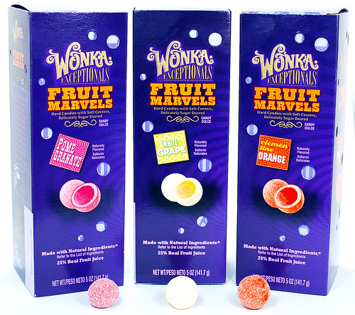 Wonka Exceptionals Fruit Marvels 2
