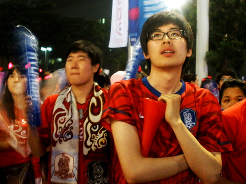 The Shouts of the Reds - South Korea vs. Argentina