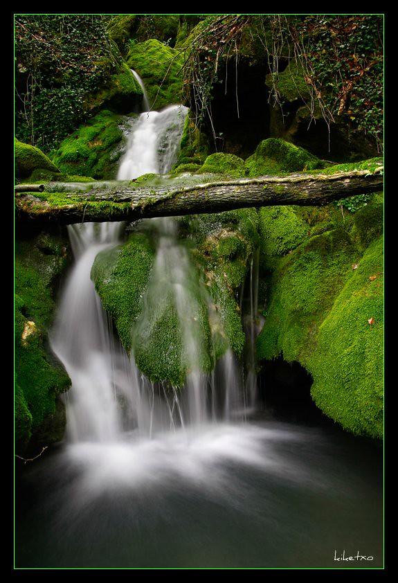 Río Urederra - ( Afluente )