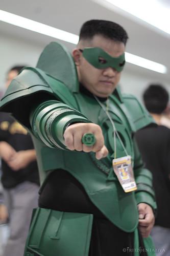 Kingdom Come Green Lantern