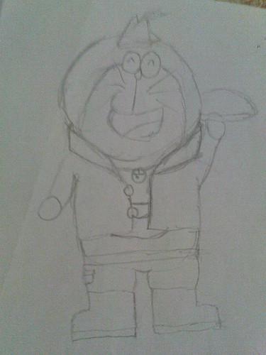 Doraemon in costumes 5077981420_2cc71a390d