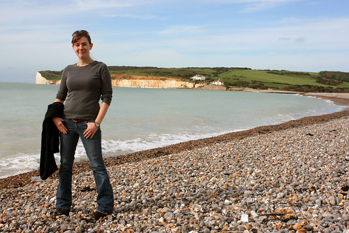 Me At the Seven Sisters