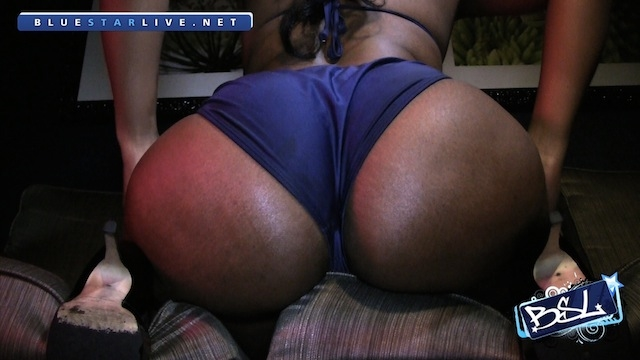 BSL - Jazzie Belle - Navy Blue Panties (Pt. 4)