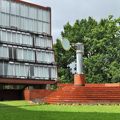 james stirling, florey building, oxford 1966-1971 - by seier+seier