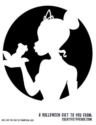 17 Free Tiana Princess and the Frog Pumpkin Stencil