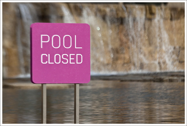 Pool Closed 2