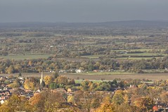 Princes Risborough From Brush Hill (IFM Photographic) Tags: church canon buckinghamshire 70300mm tamron bucks stmaryschurch hdr risborough princesrisborough tamron70300mm childjesus saintmaryschurch 450d stteresaschurch tamron70300mmf456dildmacro johnoldridscott brushhill saintteresaschurch giusepperinvolucri img441234tonemapped catholicchurchofstteresaofthechildjesus