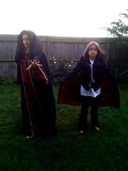 Morgana & Dracula